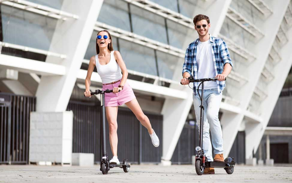 How Far Can You Travel on a Kick Scooter?