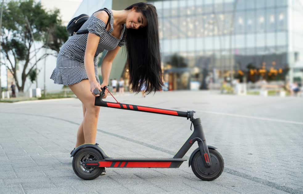 How to Assemble a Scooter