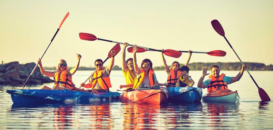 How to Buy a Kayak