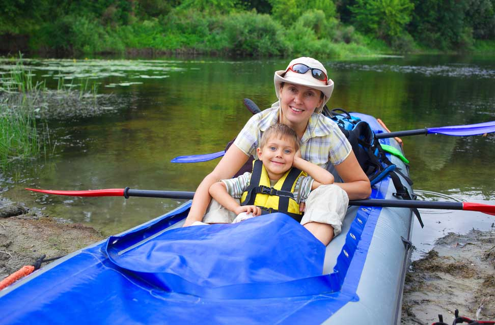 How to Kayak Beginners Guide
