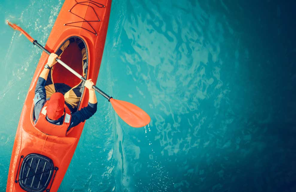How to Select a Kayak Paddle