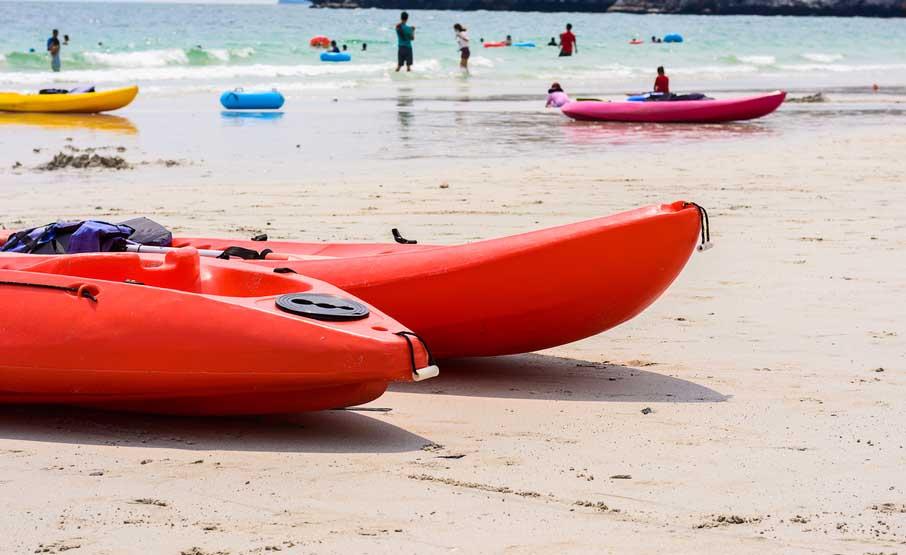 Open Kayak Vs Closed Kayak